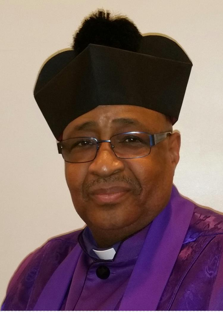 Bishop Harris Thomas